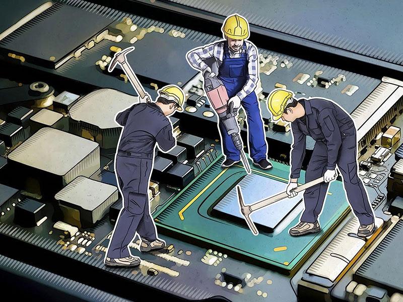 Tấn công khai thác tiền mã hóa tập trung vào doanh nghiệp vừa và nhỏ